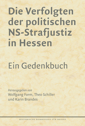 Cover NS-Strafjustiz